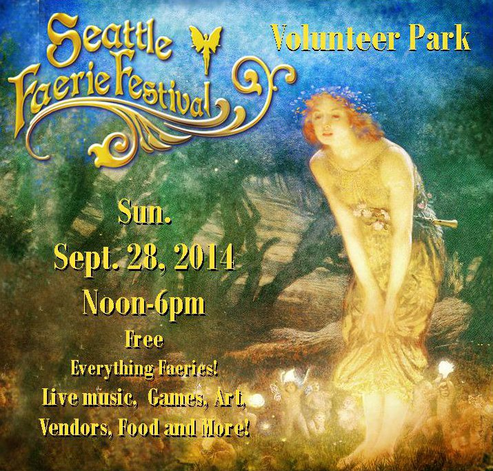 Seattle Faerie Festival 2014
