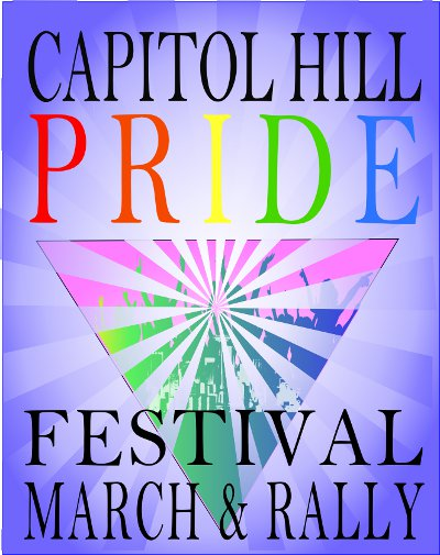 Capitol Hill Pride Festival March & Rally 2015