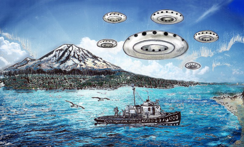 Maury Island UFO Incident